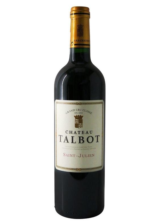 2018 Château Talbot, Cru Classé St-Julien