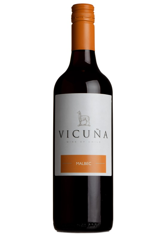 2015 Malbec, Vicuna, Central valley
