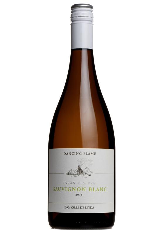 2017 Sauvignon Blanc Gran Reserva, Dancing Flame, Leyda