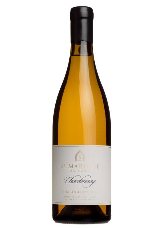 2013 Chardonnay, Sumaridge, Walker Bay