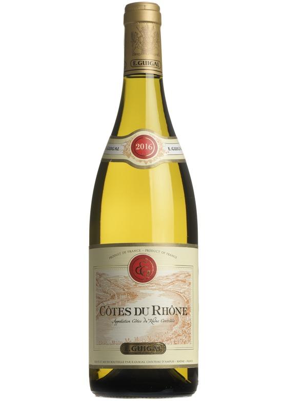 2016 Côtes du Rhône Blanc, Guigal