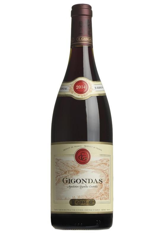 2014 Gigondas, E.Guigal