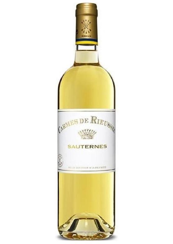 2016 Les Carmes de Rieussec, Sauternes