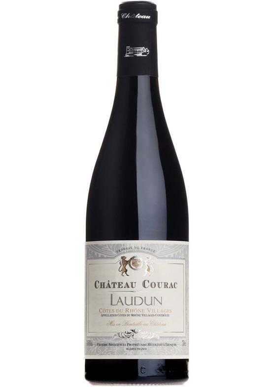 2016 Laudun, Château Courac, Côtes du Rhône Villages