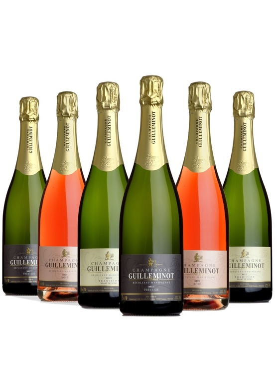 Guilleminot Champagne Case Deal