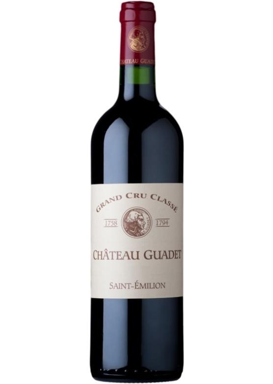 2003 Chateau Guadet St Julien, Saint-Emilion Grand Cru