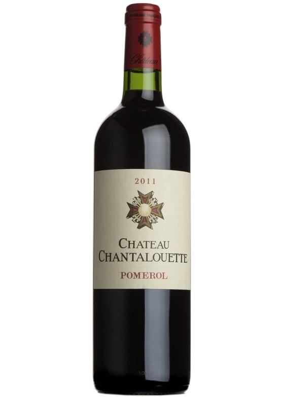 2011 Chateau Chantalouette, Pomerol