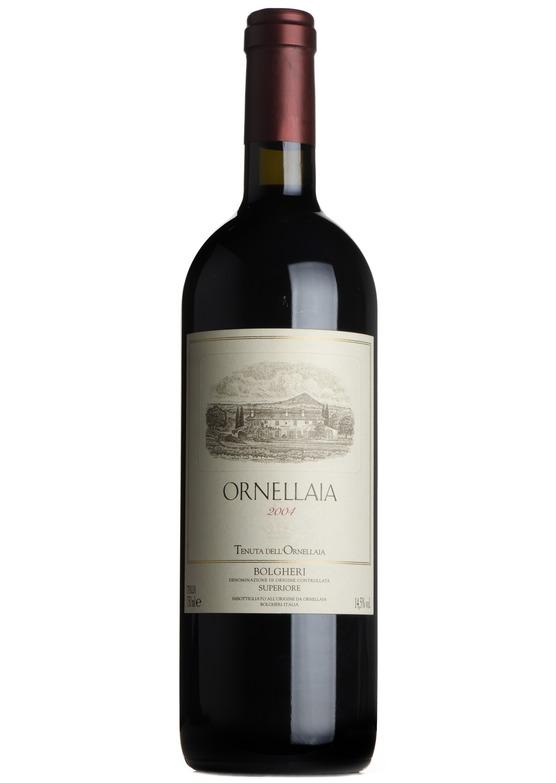 2004 Ornellaia, Tenuta dell'Ornellaia