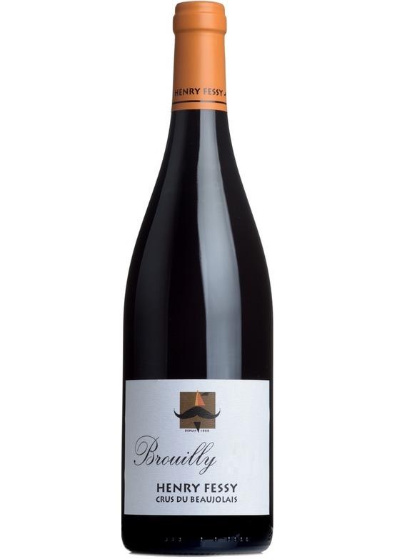 2016 Côte de Brouilly, Henry Fessy