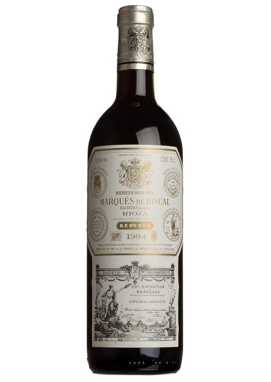 1994 Rioja Reserva, Marques de Riscal (Magnum)