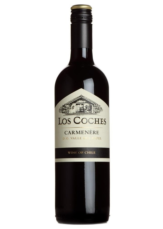 2019 Carmenere, Los Coches, Central Valley