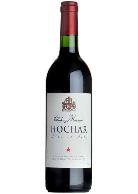 2015 Hochar Pere and Fils Rouge, Musar