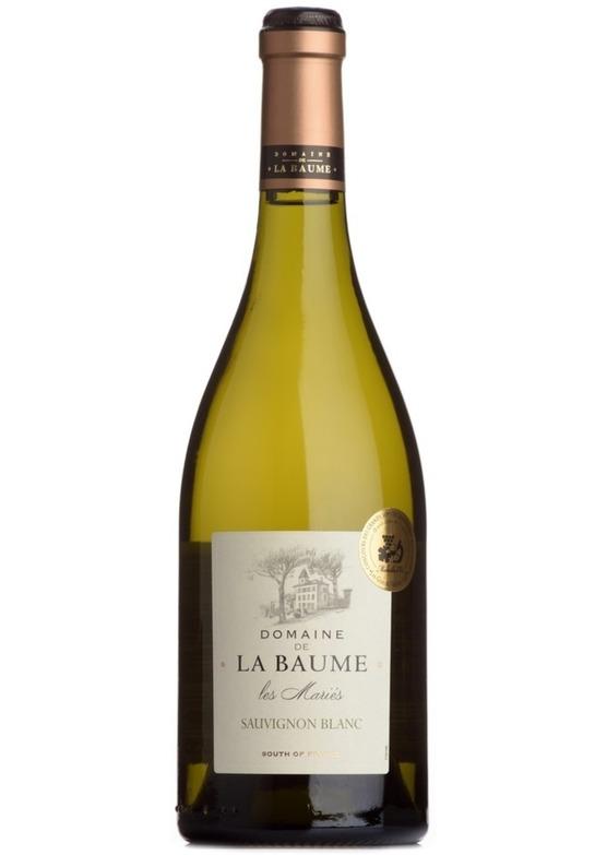 2019 Sauvignon Blanc, Domaine de La Baume, Languedoc