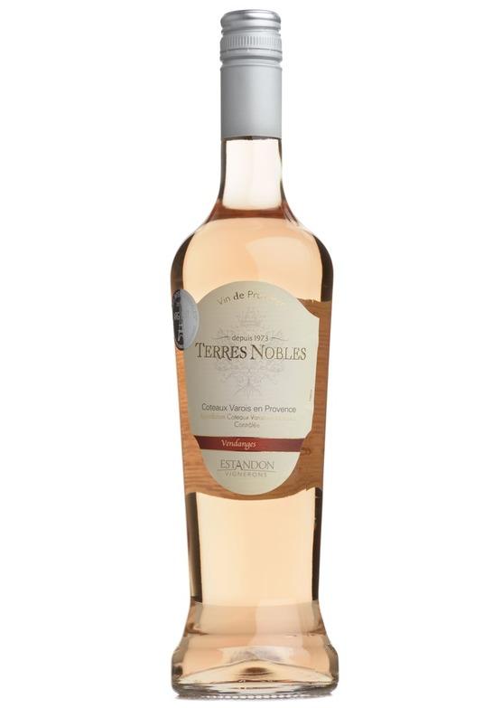 2017 Rosé de Provence, Estandon St-Louis de Provence (Terres Nobles)