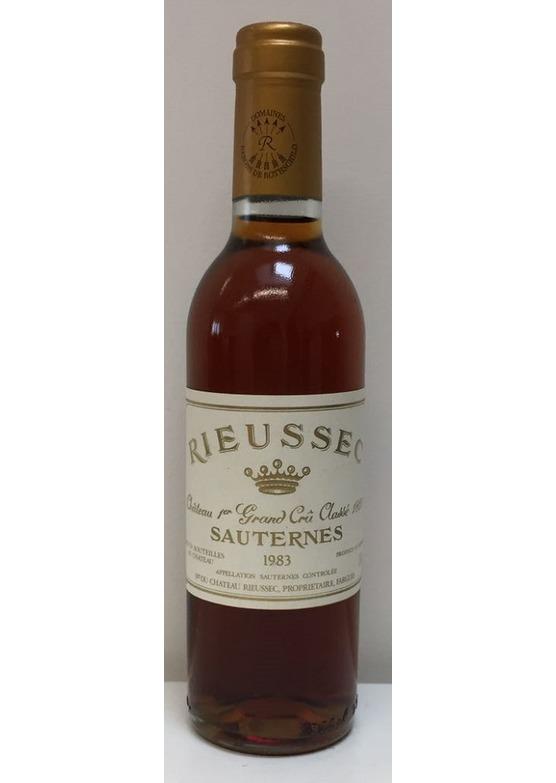 2010 Rieussec 1er Cru, Sauternes (half)
