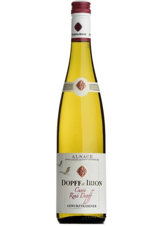 2017 Gewurztraminer 'Cuvée René Dopff', Dopff & Irion