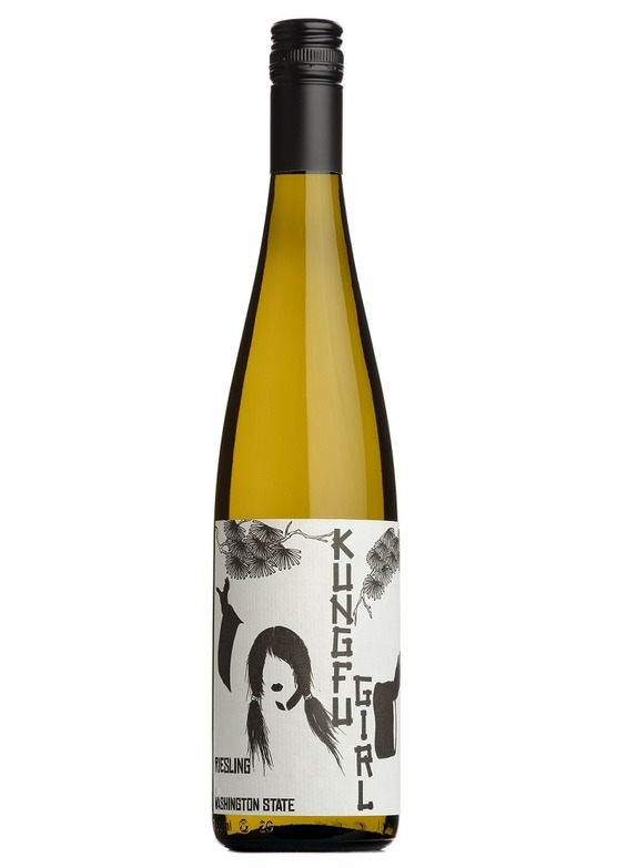 2017 Kung Fu Girl Riesling, Charles Smith, Columbia