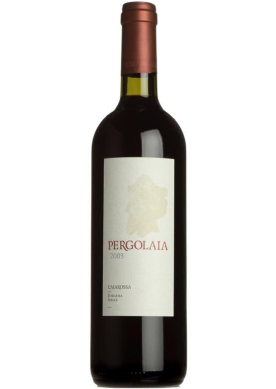 'Pergolaia' Caiarossa Toscana Rosso 2003