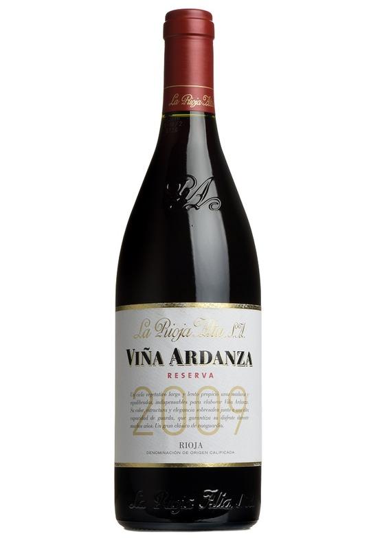 2009 Reserva Viña Ardanza, La Rioja Alta