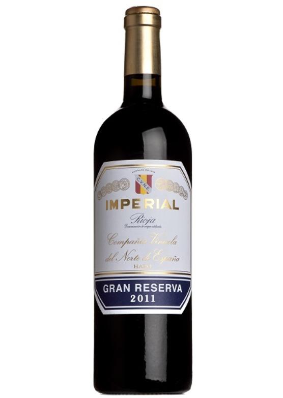 Imperial Gran Reserva, CVNE, Rioja 2011