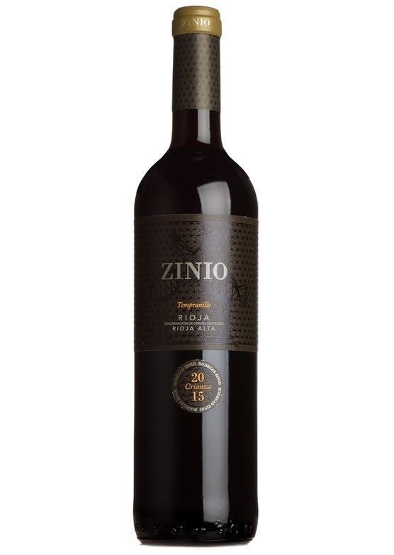 2016 Zinio Rioja Crianza 'Black Label', Bodegas Patrocinio
