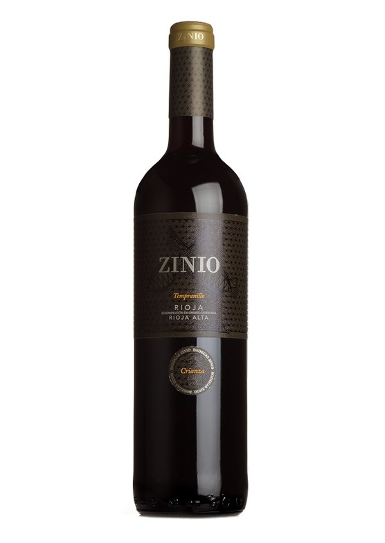 Exclusive Offer | 2016 Zinio Rioja Crianza 'Black Label', Bodegas Patrocinio