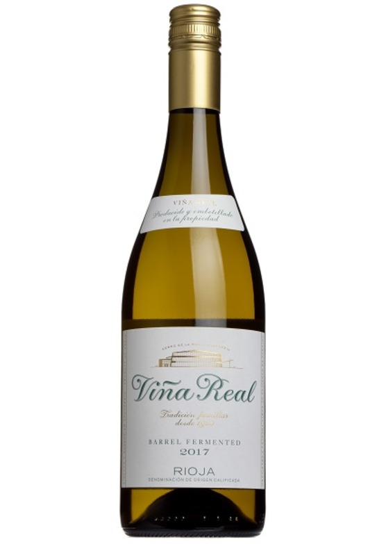 2017 Viña Real Barrel Fermented Blanco, CVNE, Rioja