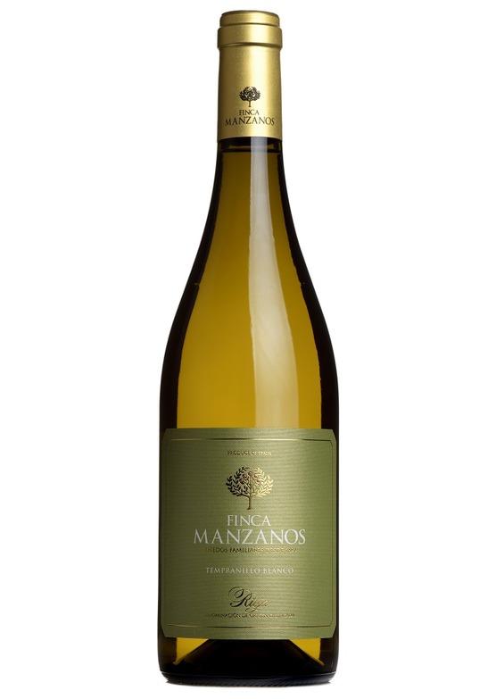 2018 Rioja Tempranillo Blanco, Finca Manzanos