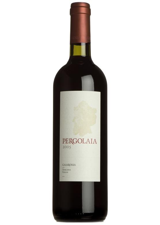 Simon W | 2005 'Pergolaia' Caiarossa Toscana Rosso