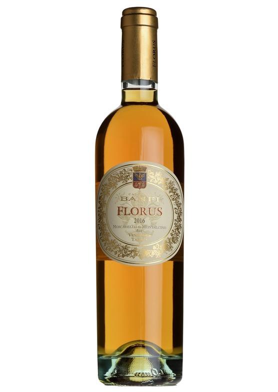 2016 'Florus' Moscadello di Montalcino DOC, Castello Banfi (50cl)
