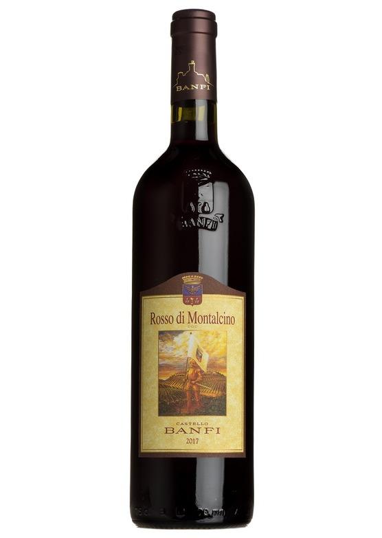 2017 Rosso di Montalcino, Castello Banfi