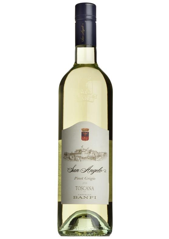 2019 'San Angelo' Pinot Grigio, Castello Banfi