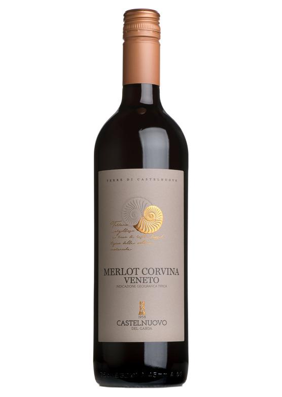 2019 Merlot/Corvina, Castelnuovo del Garda