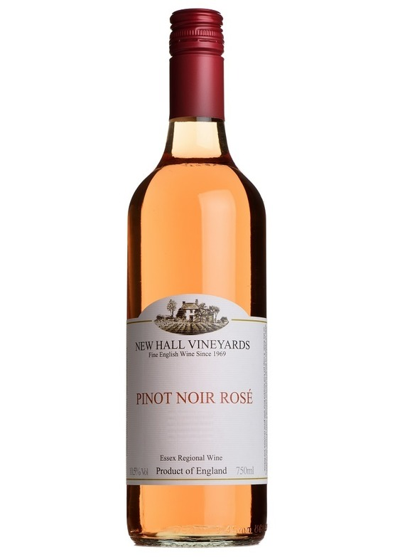2018 Pinot Noir Rosé, New Hall, Essex