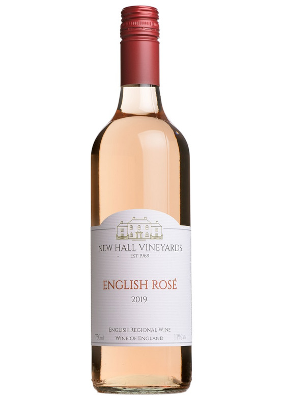 2019 Pinot Noir Rosé, New Hall, Essex