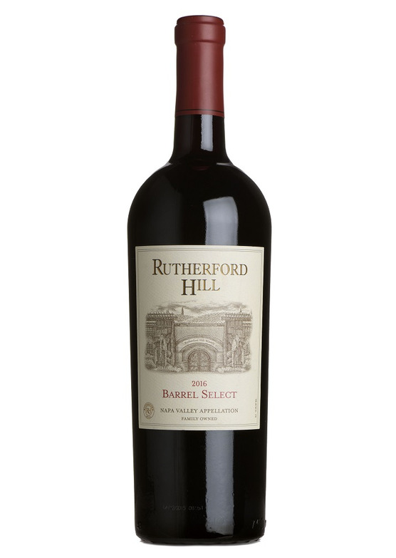 2016 Rutherford Hill Merlot, Napa Valley