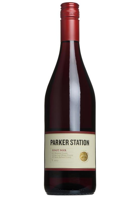 2017 Pinot Noir, Parker Station, California