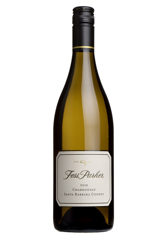 2018 Chardonnay, Fess Parker, Santa Barbara