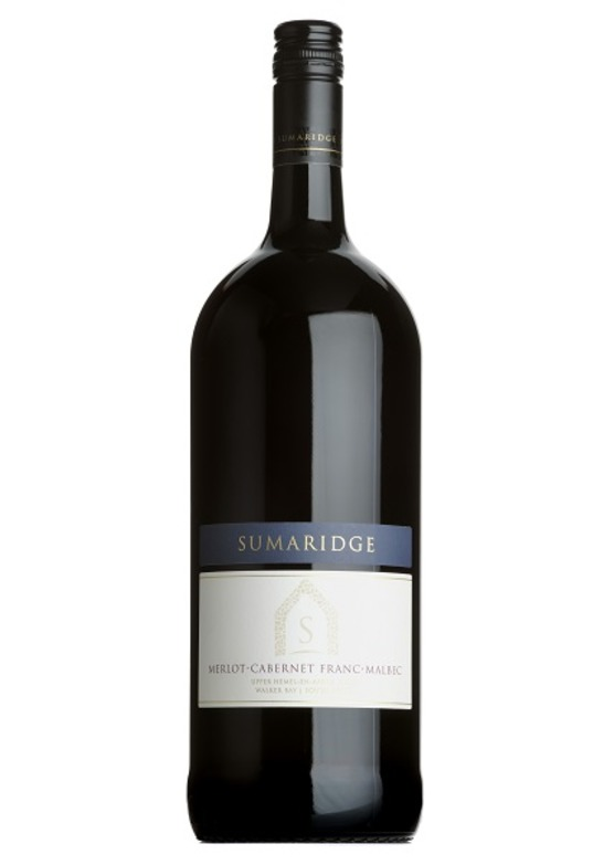 2014 Sumaridge Estate Red Blend, Upper Hemel-en-Aarde Valley (magnum)