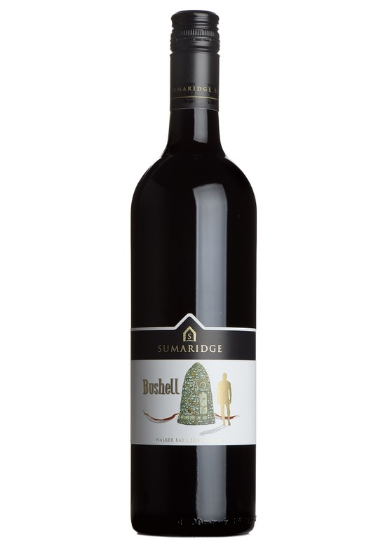 2015 Bushell Red Blend, Sumaridge Estate, Upper Hemel-en-Aarde