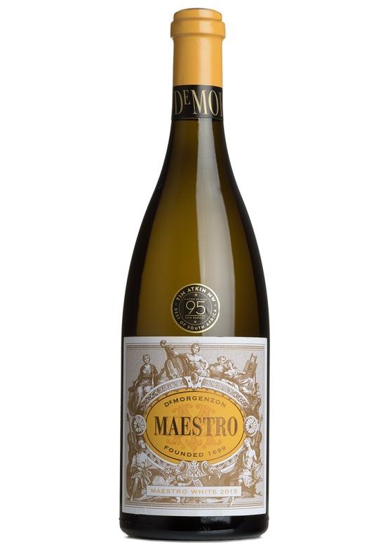 2016 Maestro White, De Morgenzon, Stellenbosch