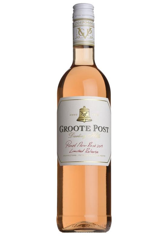 2020 Groote Post Pinot Noir Rosé, Darling