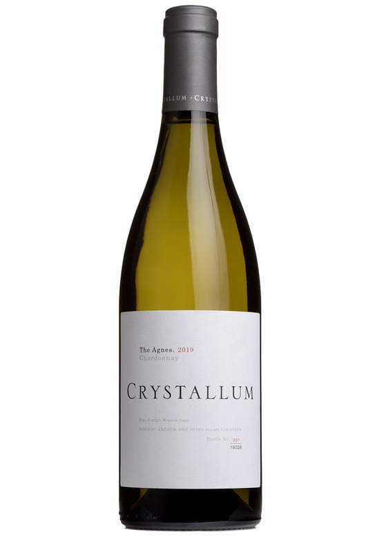 2019 Chardonnay 'The Agnes' Crystallum, Western Cape