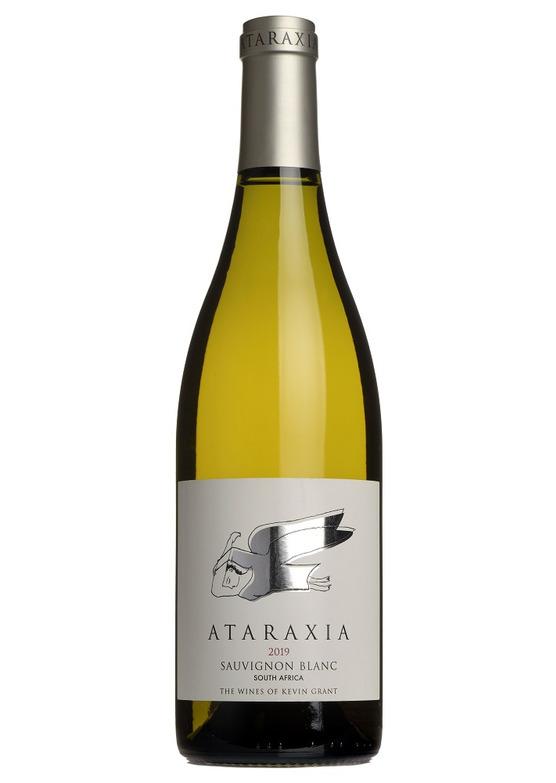 Ataraxia Sauvignon Blanc, Upper Hemel-en-Aarde, South Africa 2019