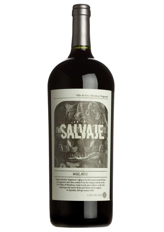 2015 El Salvaje Malbec, Casa de Uco, Uco Valley (Magnum)
