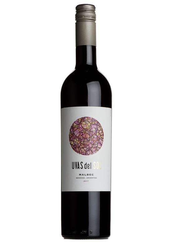 2018 Malbec, Uvas del Sol, Classic Selection Mendoza