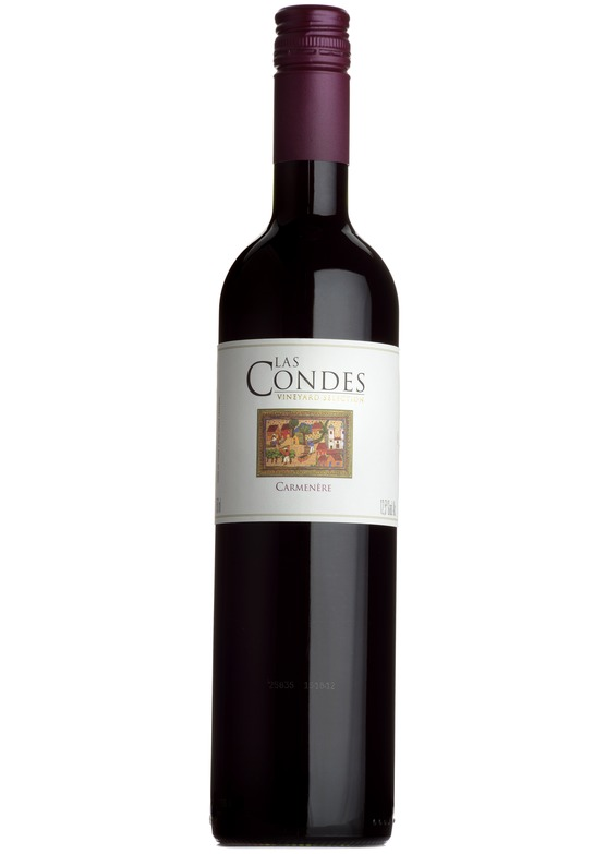 2015 Carmenere, Las Condes, Central Valley