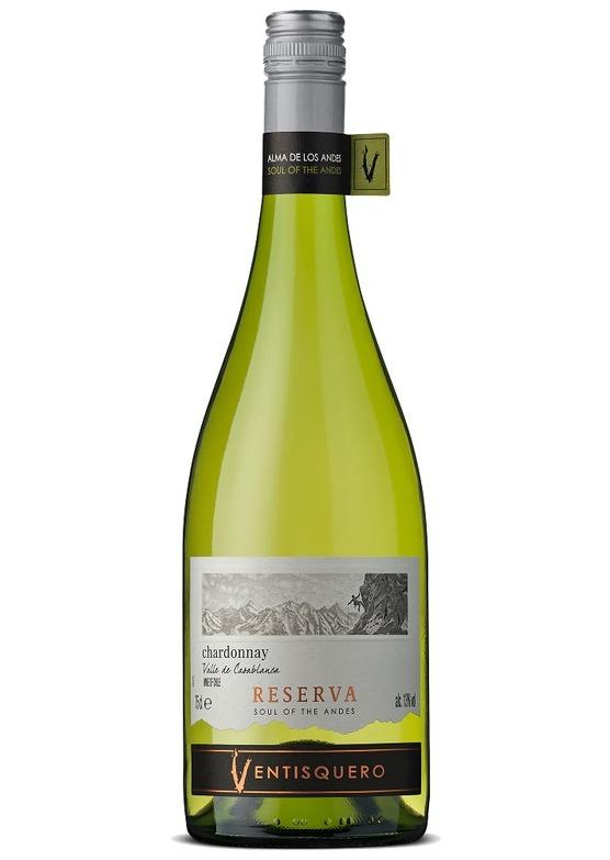 2016 Chardonnay Reserva, Viña Ventisquero, Casablanca Valley