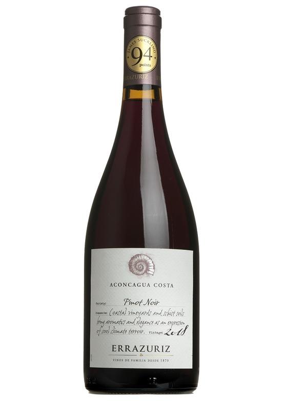 2018 Aconcagua Costa Pinot Noir, Errazuriz