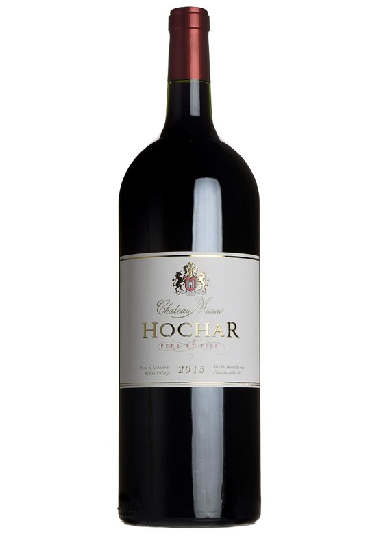 2015 Hochar Pere et Fils Rouge, Chateau Musar, Bekaa Valley (Magnum)
